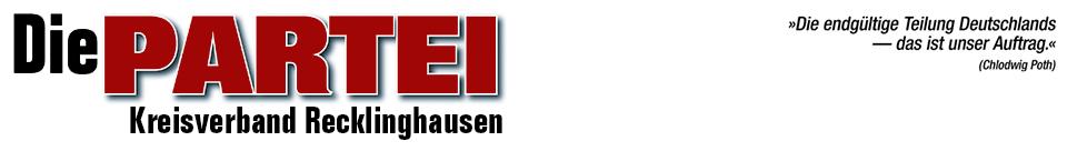 Die PARTEI KV Recklinghausen