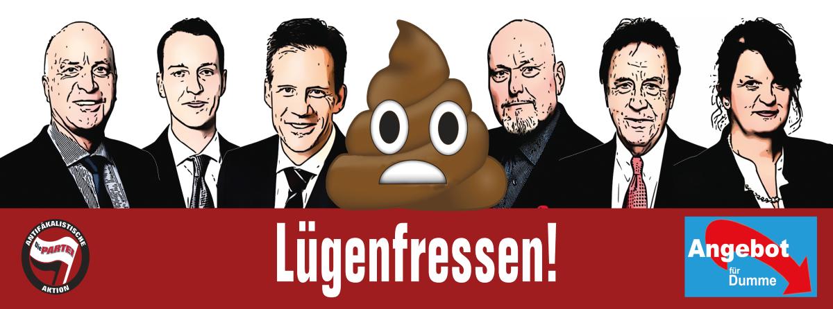 18.01.2020: AfD Landesparteitag in Marl!
