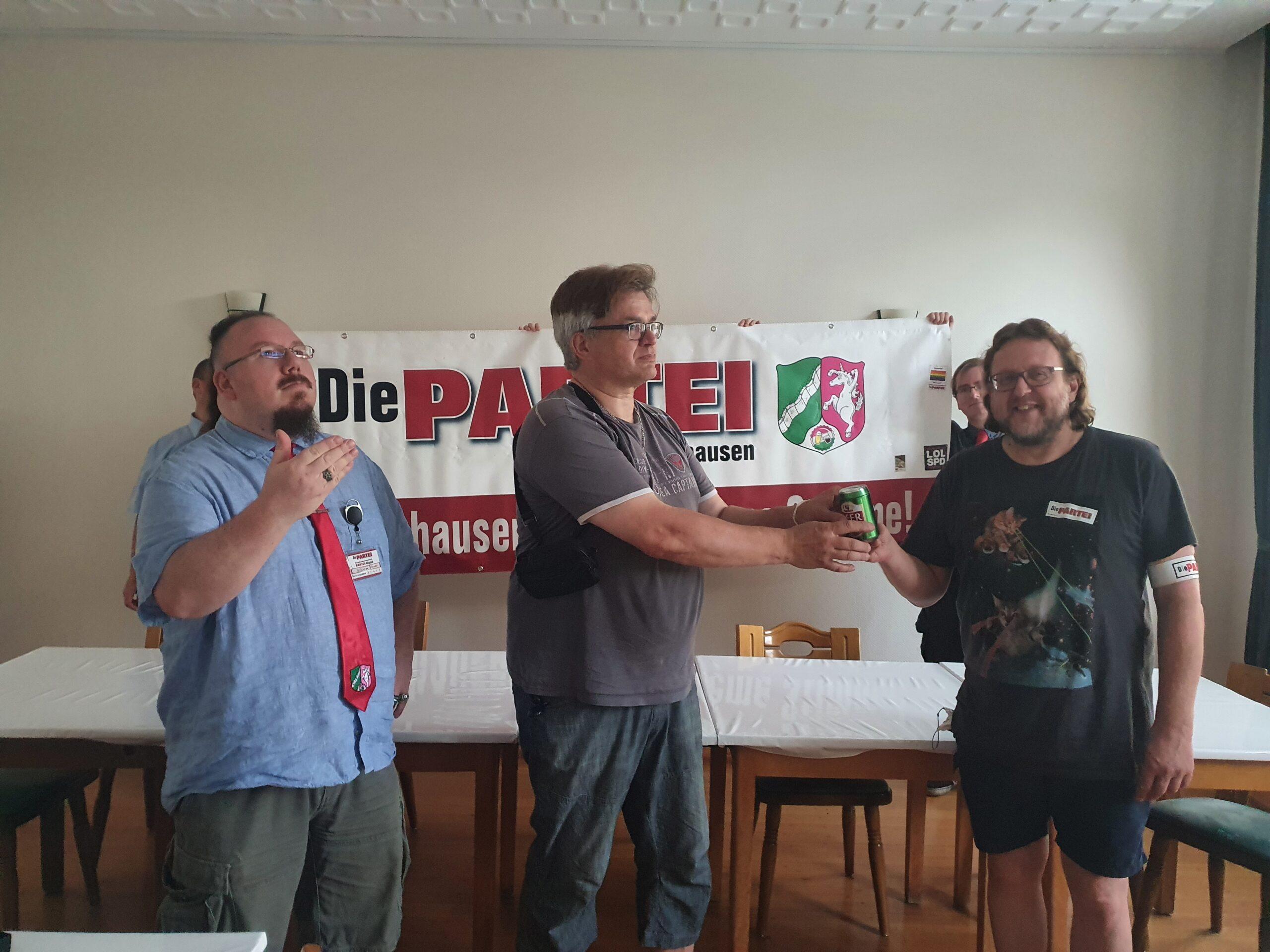 KreisPARTEItag 2020 – Ein neuer Vorstand